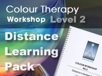 Colour Therapy Workshop - Distance learning pack 2